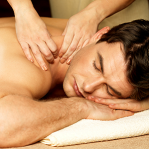 Back Neck Shoulder Massage