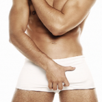 Mens Brazilian wax
