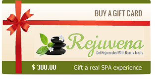 Rejuvena Beauty Gift Card