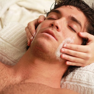 Men's Deep Cleansing & Relaxing Hot Stone Facial