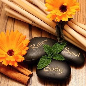 Hot Stones Massage 60 min or 90 min