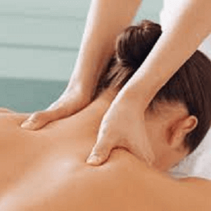 Back Neck Massage Voucher