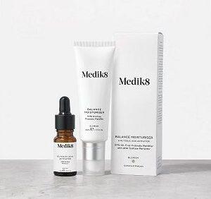 Medik8 Balance Moisturiser & Glycolic Acid Activator